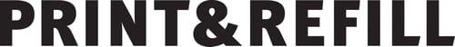 Print & Refill logo